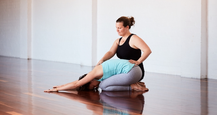 Yoga Therapy Balance Yoga Sydney - Beginners Foundation of Yoga